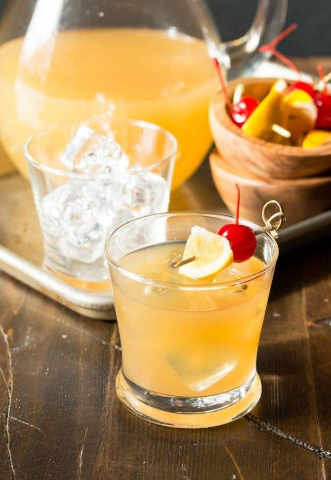 Ликер десертный лимончелло
