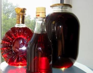 Напитки из черноплодной рябины в домашних условиях