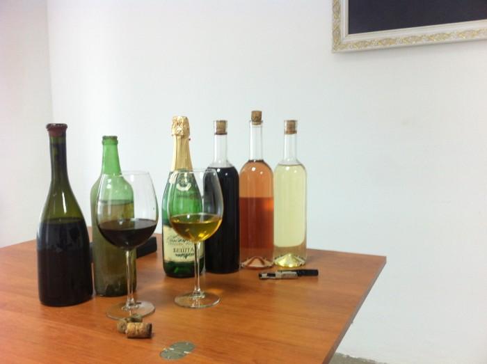 Вино из яблочного сока с дрожжами