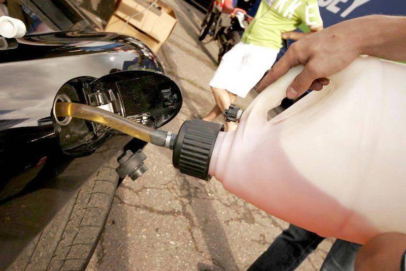 Как делается бензин из нефти