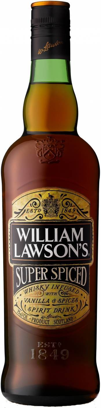 Виски william lawson s spiced