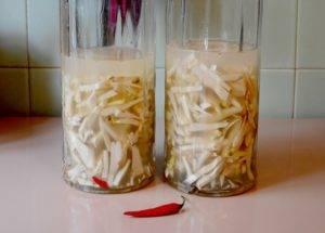 Хреновина на водке рецепт приготовления классический