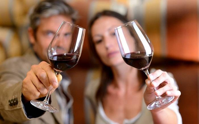 Какое вино лучше сухое или полусладкое красное