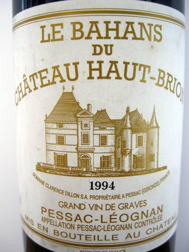 Известное французское вино