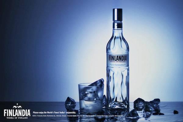 Финляндия напиток