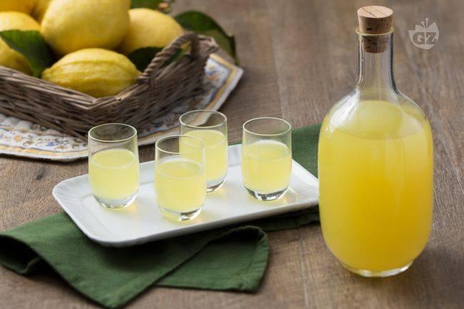 Как правильно пить лимончино