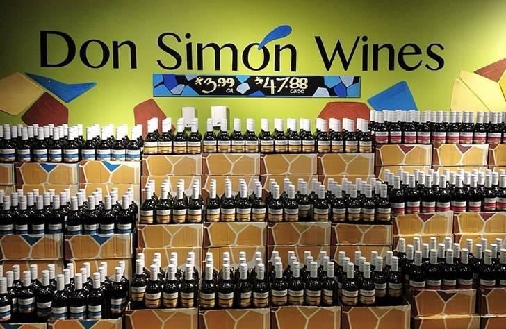 Don simon вино