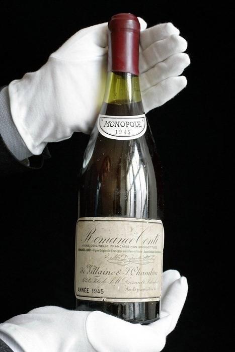 Дорогие вина цены
