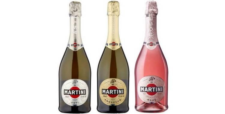 Асти мартини шампанское полусладкое