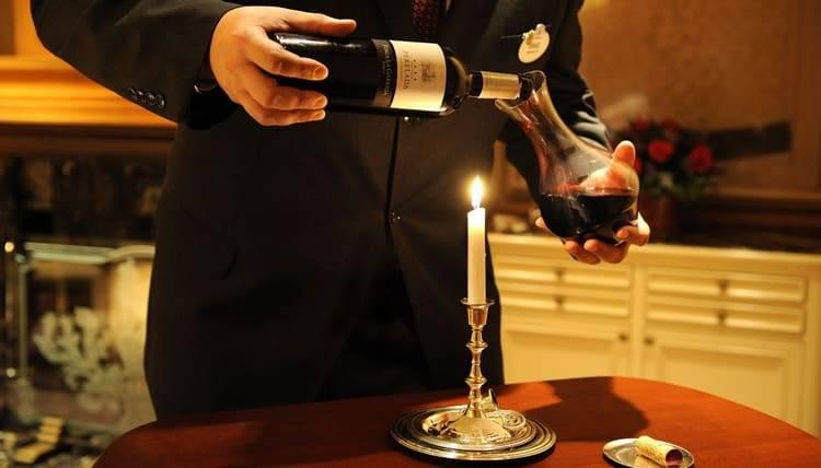 Насыщение вина кислородом называется