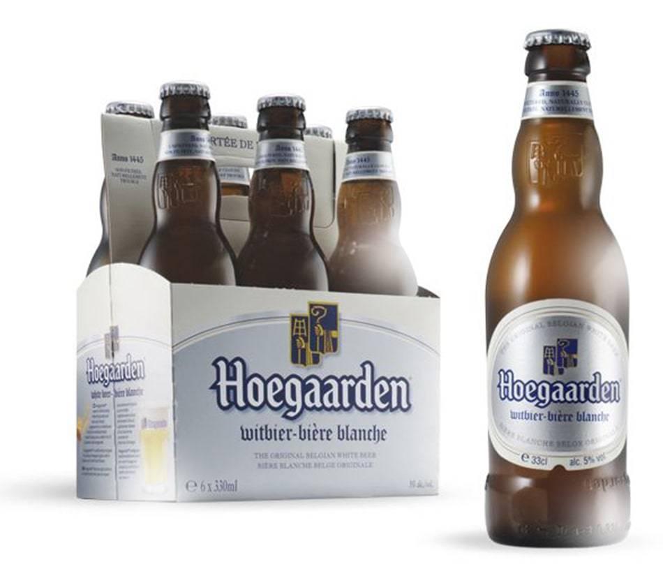 Пиво хугарден крепость