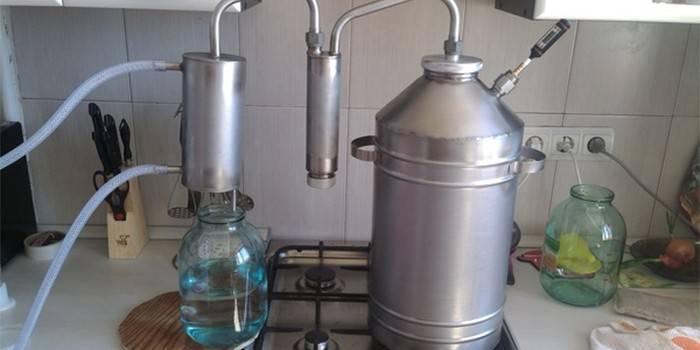 Как очистить чачу от запаха и сивушных