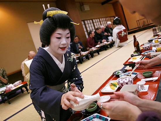 Сколько градусов саке в японии