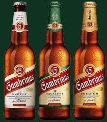 Гамбринус пиво чехия