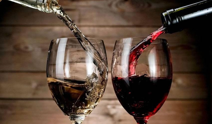 Температура хранения домашнего виноградного вина
