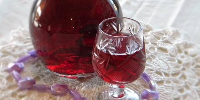 Вино наливка запеканка