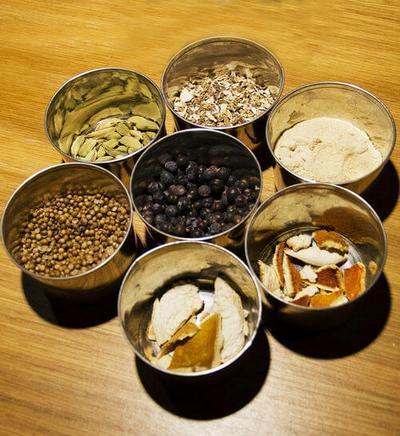 Изготовление джина в домашних условиях из самогона