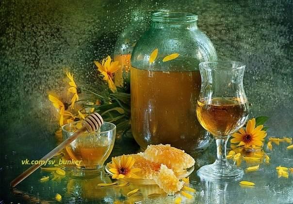 Мед алкогольный напиток