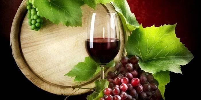 Кагор вино сколько градусов