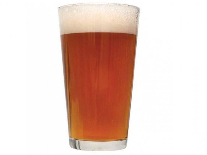 Пиво ирландский эль темное