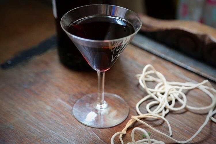 Как сделать ликер из винограда