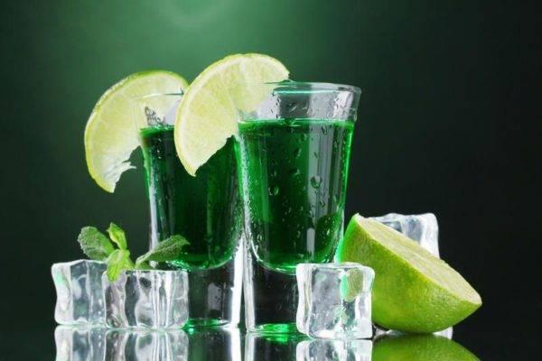 Можно ли пить абсент в чистом виде