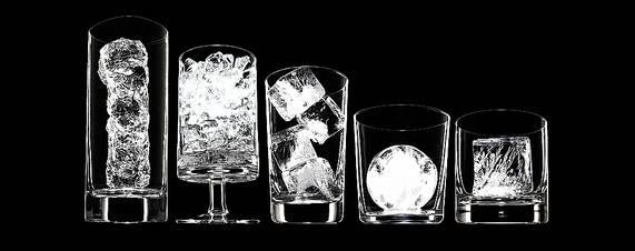 Сколько весит кубик льда