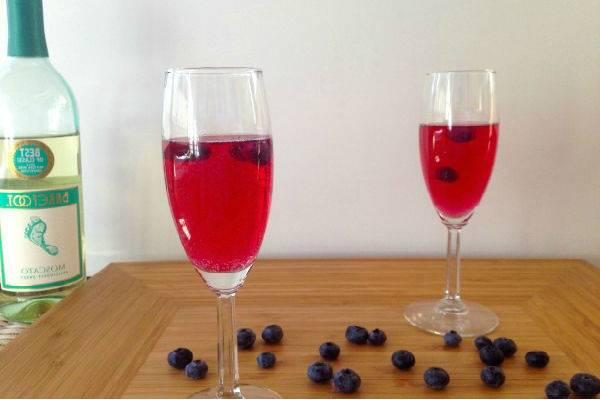 Как сделать вино из черники форте