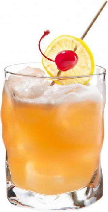 Виски сауэр рецепт классический