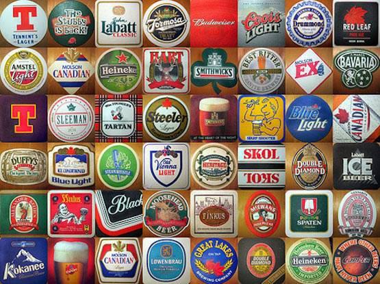 Пивные бренды