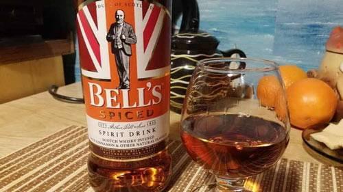 Виски со вкусом карамели название