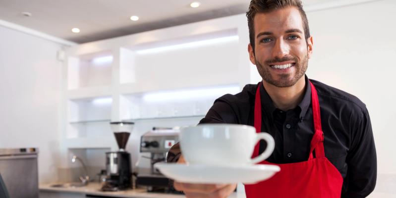 Кто делает кофе профессия