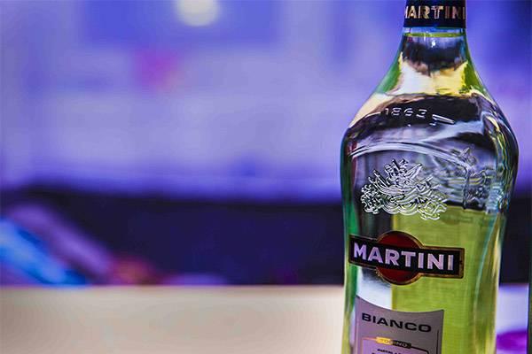 С чем смешать мартини бьянко