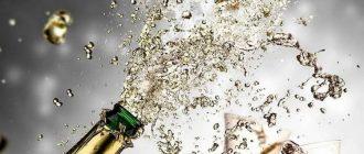 Какие виды шампанского бывают