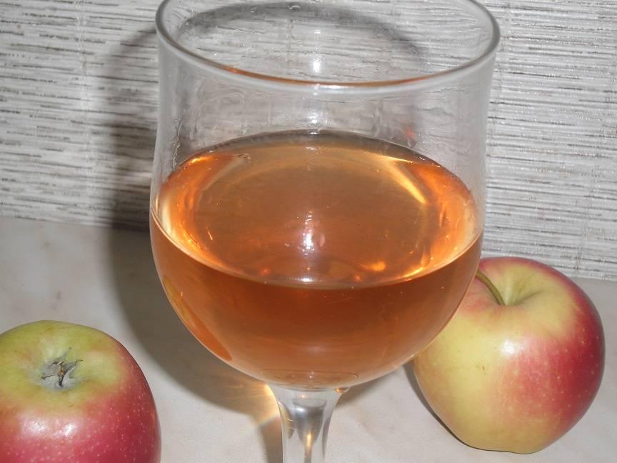 Вино из замороженных яблок