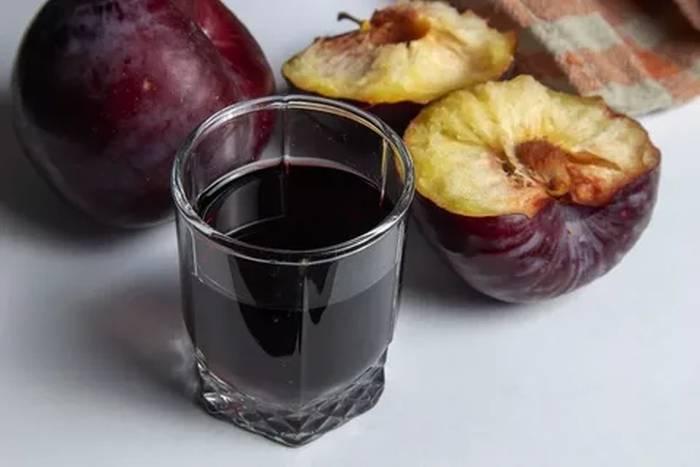 Напитки из сливы в домашних условиях