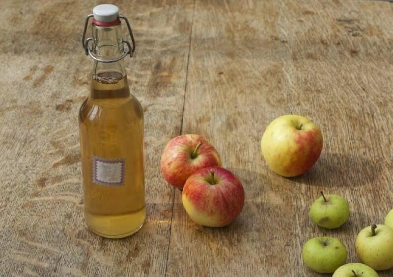 Как делать сидр из яблок в домашних