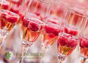 Хорошее розовое вино