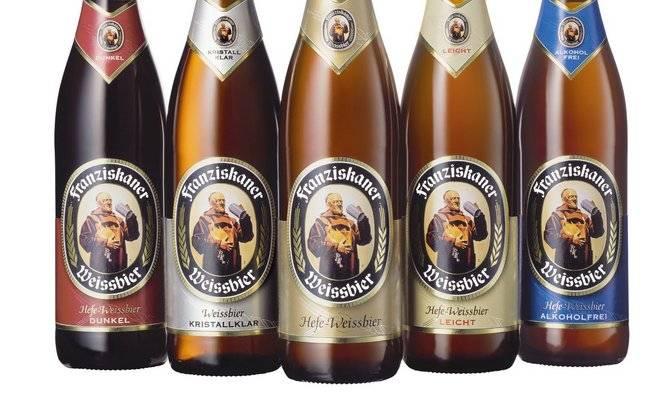 Пиво с монахом на банке