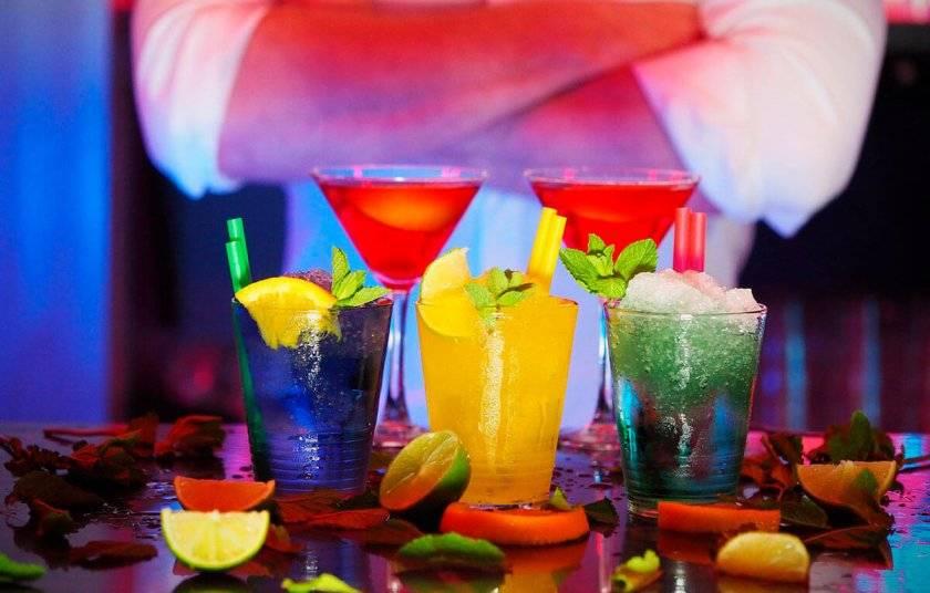 Как пить и не блювать