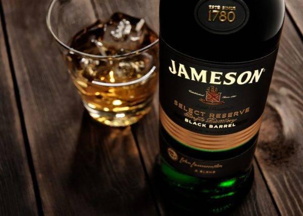Ирландский виски джемисон