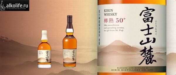 Японский виски марки