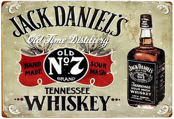 Виски джек дэниэлс описание