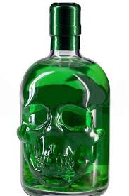 Алкоголь синего цвета название и фото