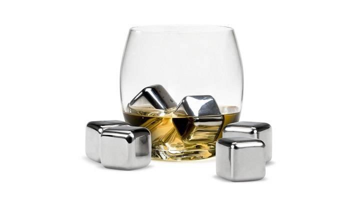Как использовать камни для виски