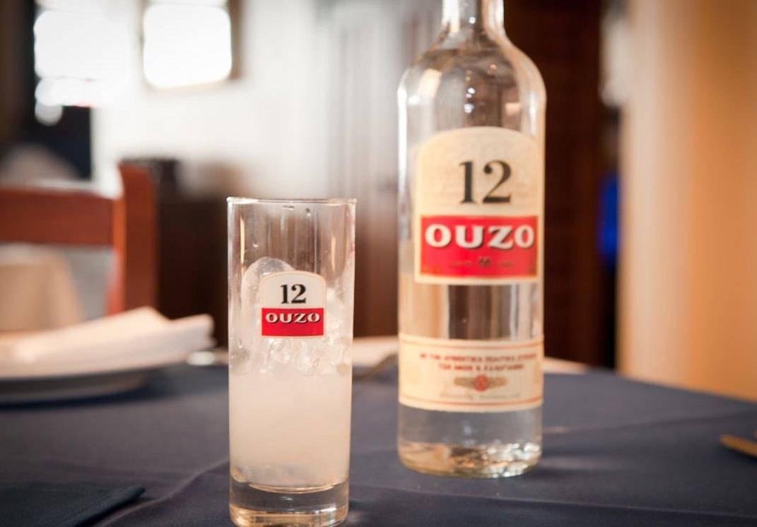 Анисовый алкогольный напиток